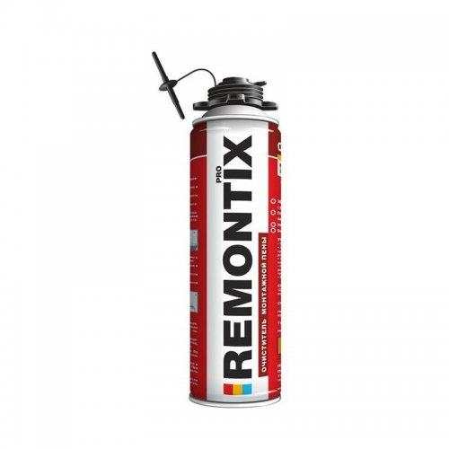 Очиститель монтажной пены REMONTIX 500мл