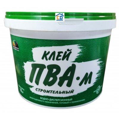 Клей ПВА-М Радуга Строительный 5 кг