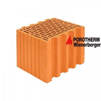 Керамический поризованный блок Porotherm 30 Wienerberger