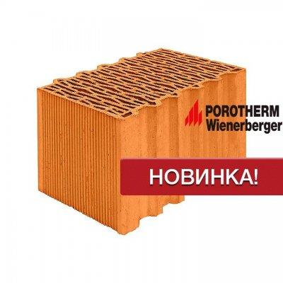 Керамический поризованный блок Porotherm 38 thermo Wienerberger