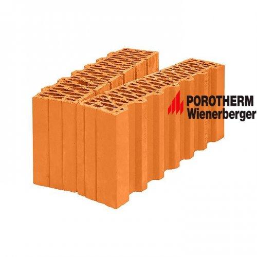 Керамический поризованный доборный блок Porotherm 44 1/2 Wienerberger