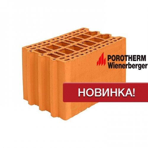 Керамический поризованный блок для перегородок Porotherm 25 М Wienerberger