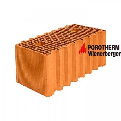 Керамический поризованный блок Porotherm 51 Wienerberger