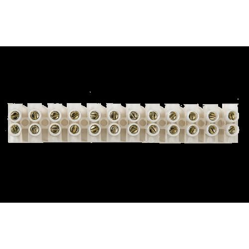 Колодка КЗВ 10-12 10А 2,5-6мм 12пар