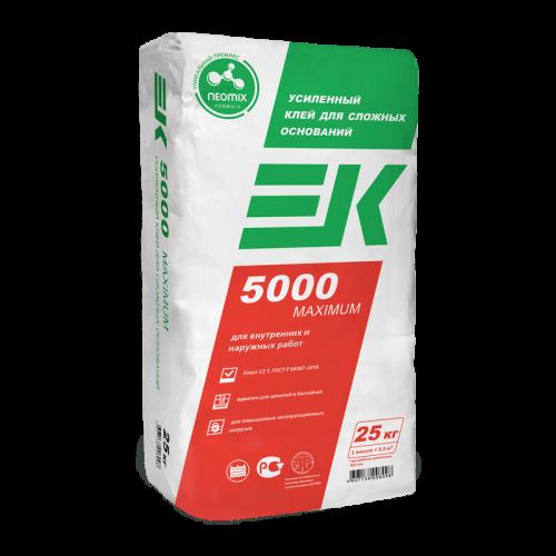 Клей для бассейнов ЕК 5000 AQUA (25кг)