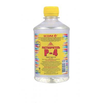 Растворитель Р-4 (0,5л) ЯСХИМ