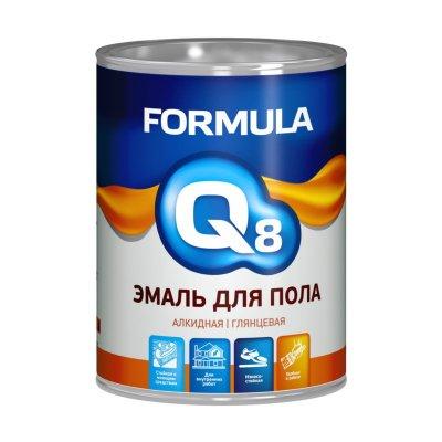 Эмаль ПФ-266 красно-коричневая 1,9кг Formula