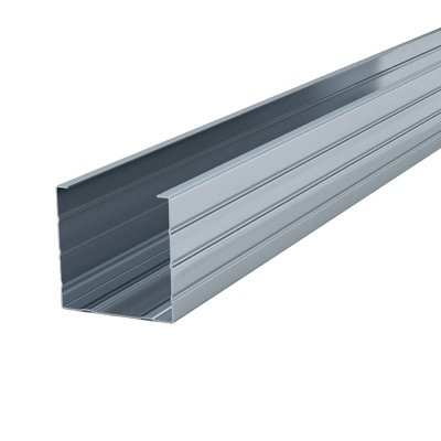 Профиль стоечный ПС-2 50x50, 0,5 мм, 3 м