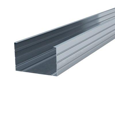 Профиль стоечный ПС-4 75x50, 0,5 мм, 3 м