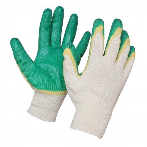 Перчатки х/б 2-ой облив