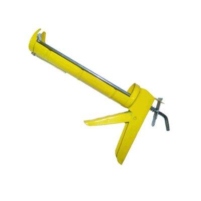 Пистолет для герметиков полукорпусной