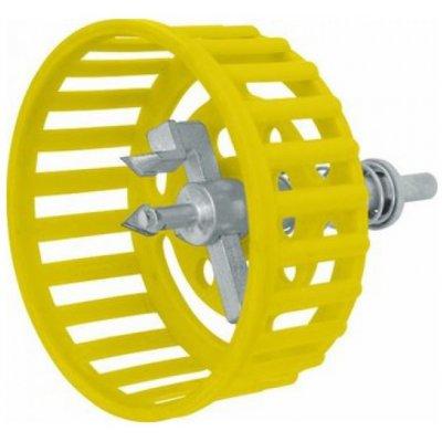 Сверло круговое по кафелю с защитной решеткой