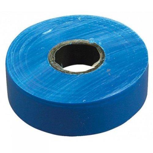 Изолента ПВХ 19 мм синяя (20 м)