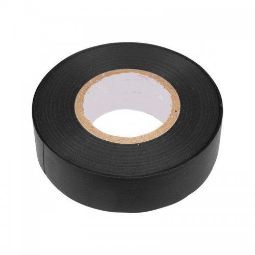 Изолента ПВХ 19 мм черный (20 м)
