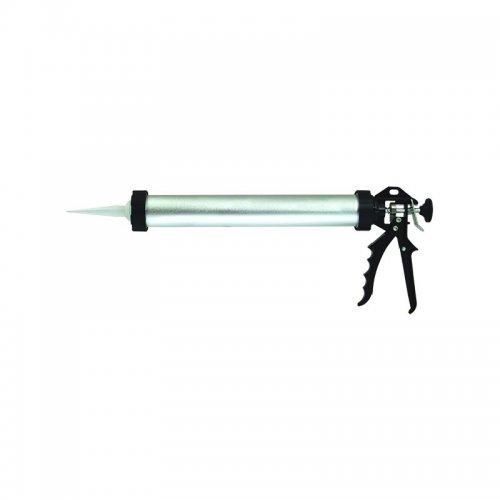 Пистолет для туб,закрытый,алюм.корпус 380 мм/600мл