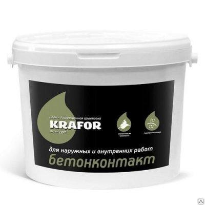 Бетон-контакт (6кг) Krafor