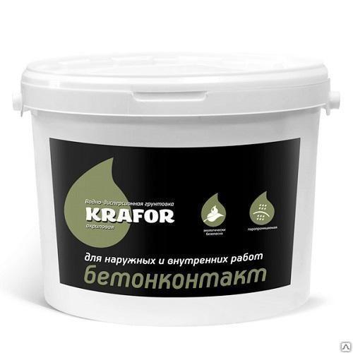 Бетон-контакт (3кг) Krafor