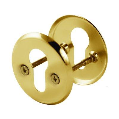 Щиток под цилиндр SCHLOSS 115/55 M золото