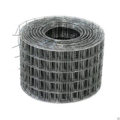 Сетка сварная 50х50х1,4мм (0,5м х 50м / 25м2)