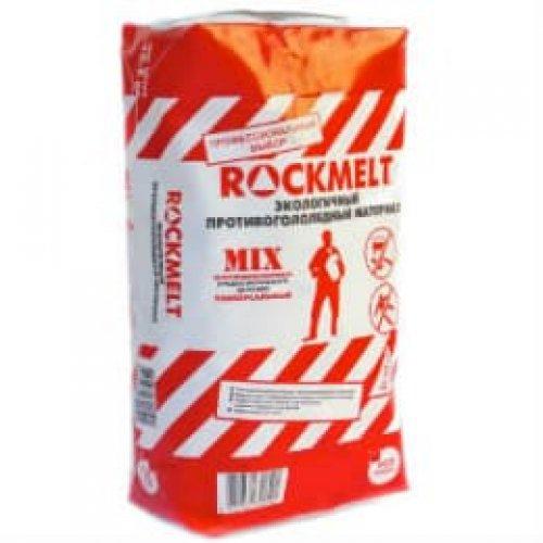 Антигололед быстрого действия (20кг) Rockmelt Mix