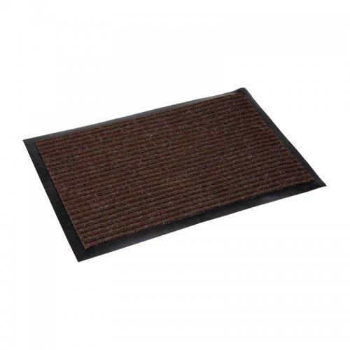 Коврик влаговпитывающий коричневый 60x90 см