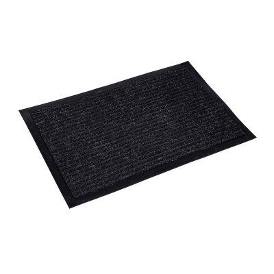 Коврик влаговпитывающий черный 60x90 см