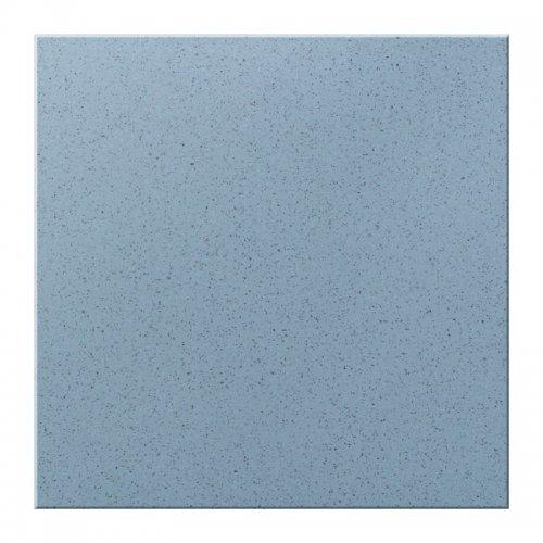 Керамогранит 300x300x8 мм УГ 116 матовый голубой