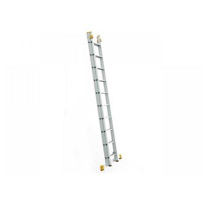 Лестница универсальная Biber 98433 2-х секционная 13 ступеней