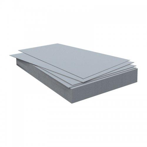 Лист асбестоцементный (шифер плоский) 1500x1000x10 мм