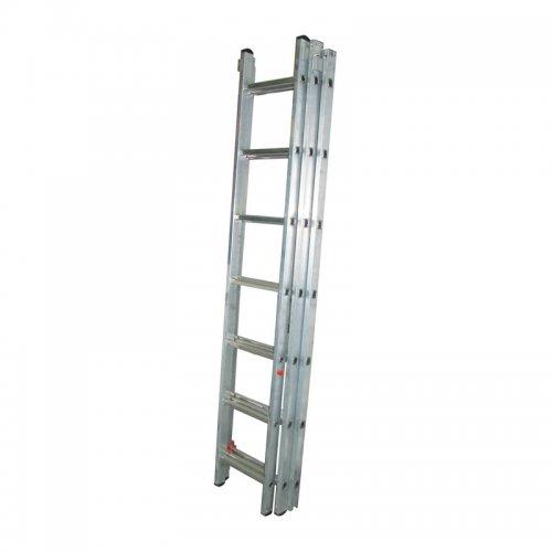 Лестница универсальная Biber 98208 3-х секционная 8 ступеней