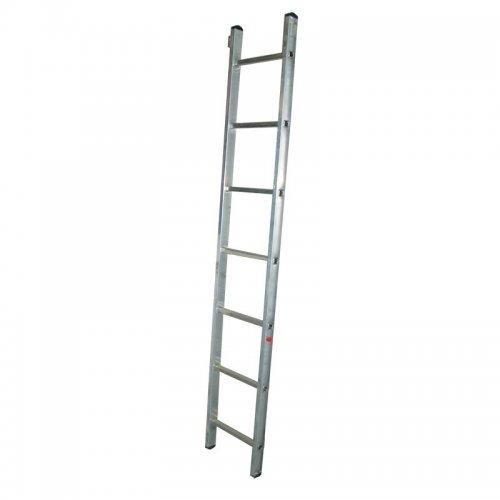 Лестница приставная Biber 98407 1 секционная 7 ступеней