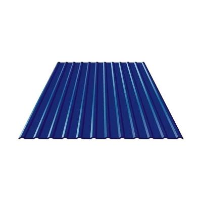 Профнастил С8 1,2х2 м 0,5 мм синий RAL 5005