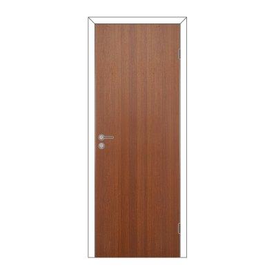Полотно дверное Олови 3D М9х21 ламинат Орех