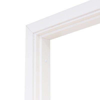 Коробка дверная Олови комплект Белая ламинированная М15,4 1510х74х30 мм