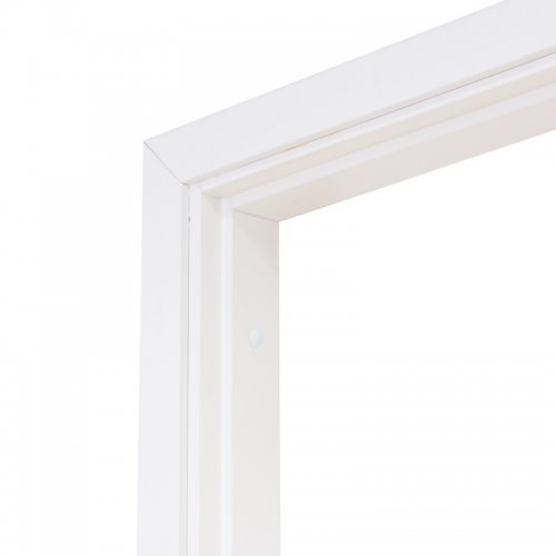 Коробка дверная Олови Белая ламинированная комплект М12,4 1210х74х30 мм