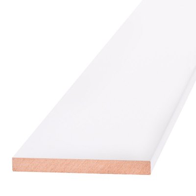 Добор ОЛОВИ Белый ламинированный 150х10х2100 мм