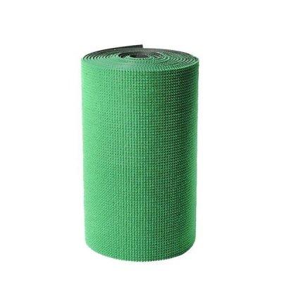 Покрытие ковровое щетинистое, зелёное, пог.м.