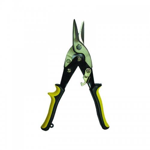 Ножницы по металлу левые сталь Мастер 240мм
