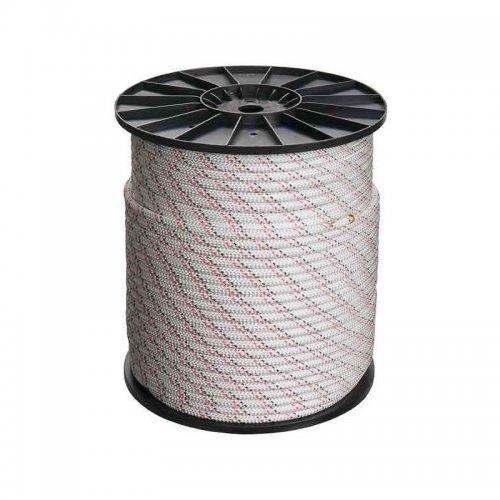 Веревка полиамидная плетеная 24-пряд. D=12 мм (1м)