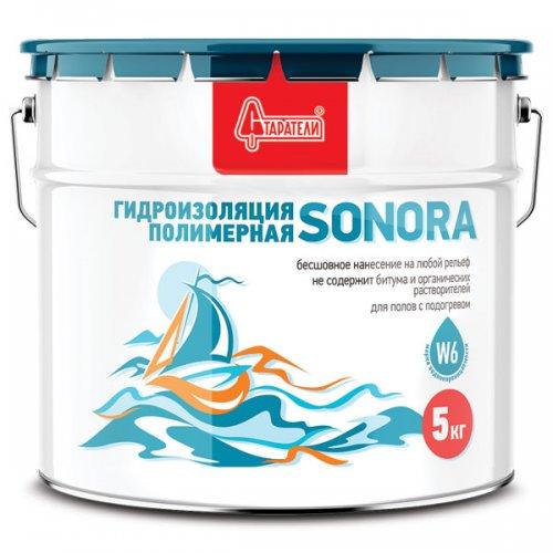 """Гидроизоляция полимерная """"Старатели"""" Sonora, 5кг"""