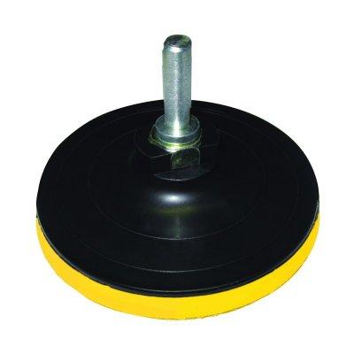Диск опорный 125мм для шлиф. бумаги универсальный с липучкой