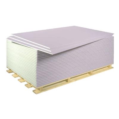 Гипсоволокнистый лист влагостойкий (ГВЛВ) 12мм (2500х1200)