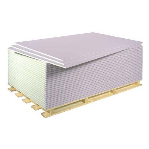 Гипсоволокнистый лист влагостойкий (ГВЛВ) 10мм (2500х1200)