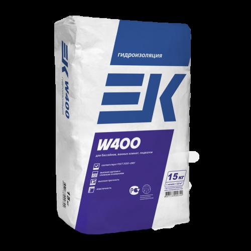 Гидроизоляция обмазочная ЕК W400 (15кг)