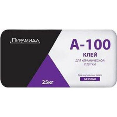 Клей плиточный стандарт А-100 (25кг)