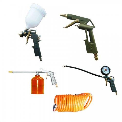 Набор пневмоинструмента НП-5 Вихрь